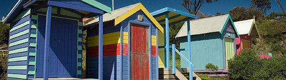 Beach Boxes